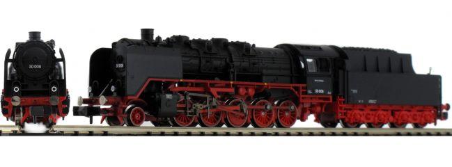 FLEISCHMANN 718083 Dampflok BR 50 DRB | DCC | Spur N