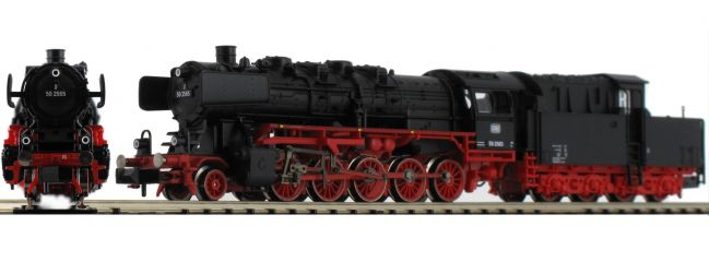 FLEISCHMANN 718203 Dampflok BR 50 DB | DC analog | Spur N