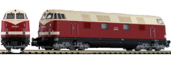 FLEISCHMANN 721402 Diesellok BR 228 DB AG   analog   Spur N
