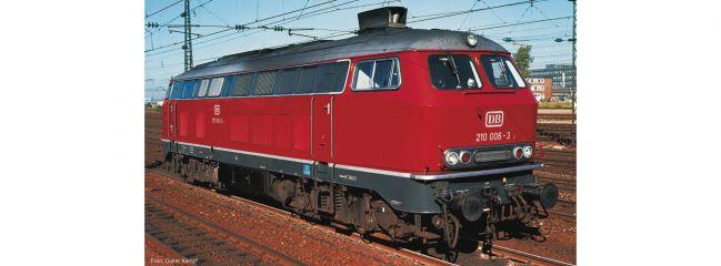 FLEISCHMANN 724210 Diesellok BR 210 DB | analog | Spur N