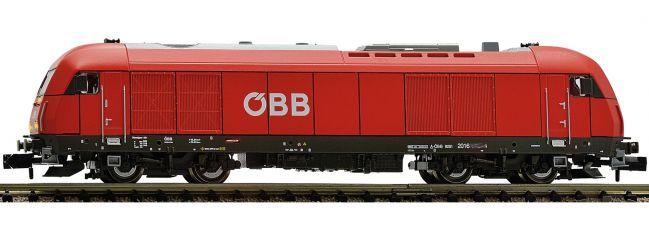 FLEISCHMANN 726089 Diesellok Rh 2016 ÖBB   DCC Sound   Spur N
