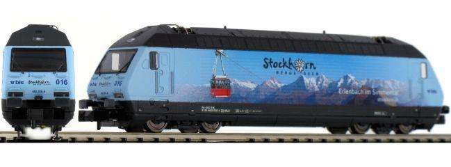 FLEISCHMANN 731318 E-Lok Re 465 016 BLS | analog | Spur N