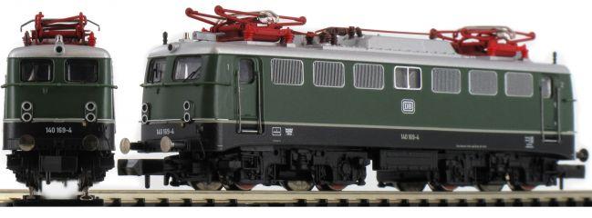 FLEISCHMANN 733003 E-Lok BR 140 DB | DC analog | Spur N