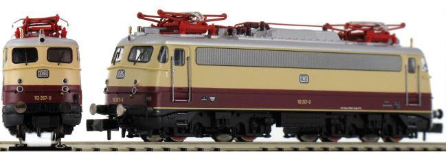 FLEISCHMANN 733890 E-Lok BR 112 DB   DCC-Sound   Spur N