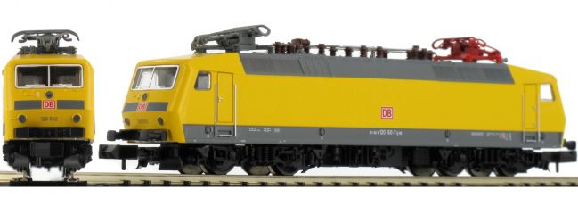 FLEISCHMANN 735303 E-Lok BR 120 502-0 der DB AG | DC analog | Spur N