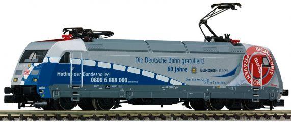 ausverkauft | FLEISCHMANN 735502 E-Lok BR 101 DB AG '60 Jahre Bundespolizei' Spur N