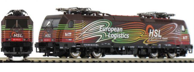 FLEISCHMANN 738809 E-Lok BR 185 HSL | DC analog | Spur N