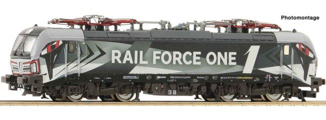 FLEISCHMANN 739290 E-Lok 193 623 | Vectron Rail Force One | RFO | Spur N