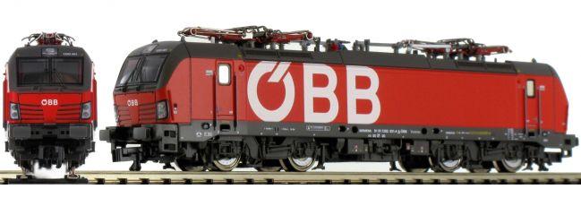 FLEISCHMANN 739305 E-Lok BR 1293 ÖBB | DC analog | Spur N