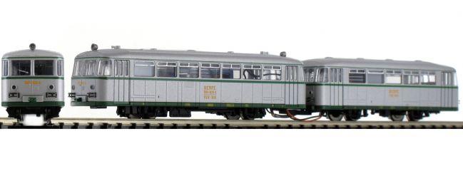 FLEISCHMANN 740004 2-tlg. Schienenbus 591 301 RENFE | analog | Spur N
