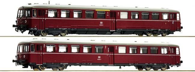 FLEISCHMANN 740100 Akkutriebwagen BR 515 mit Steuerwagen DB | analog | Spur N