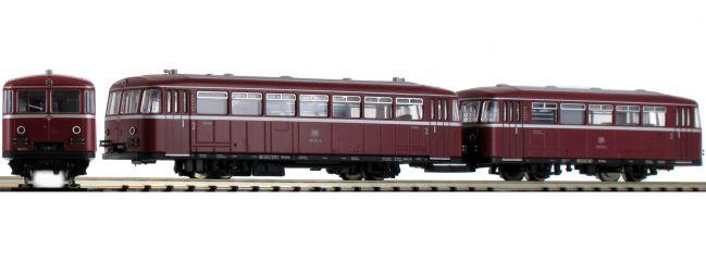 FLEISCHMANN 740275 Schienenbus-Garnitur BR 795/995 DB | DCC-Sound | Spur N