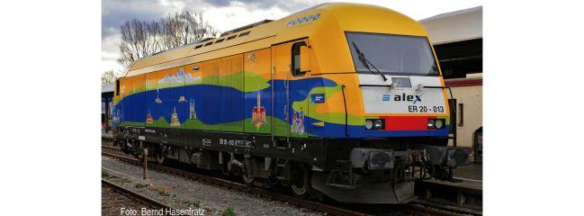 FLEISCHMANN 781901 Diesellok BR 223 Hercules alex | analog | Spur N