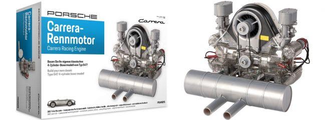 Franzis 67550 Porsche Carrera-Rennmotor | Funktionsmodell Bausatz