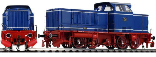 HELJAN 21554 Diesellok MaK 650 D TAG | AC Sound | Spur H0