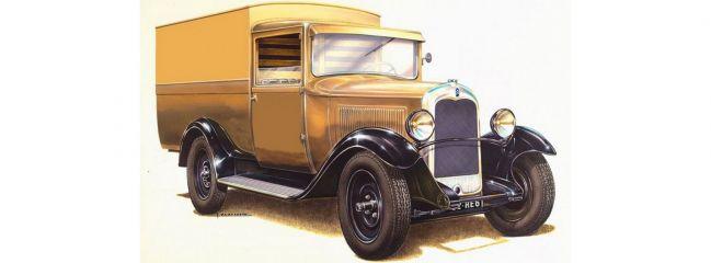 Heller 80703 Citroen C4 Fourgonnette 1928 | Auto Bausatz 1:24