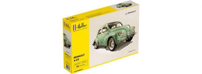 Heller 80762 Renault 4 CV  | Auto Bausatz 1:24