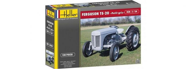 Heller 81401 Ferguson Le Petit Gris | Traktor Bausatz 1:24