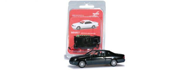 herpa 012676-002 MiniKit MB 600 SEC, schwarz Bausatz 1:87