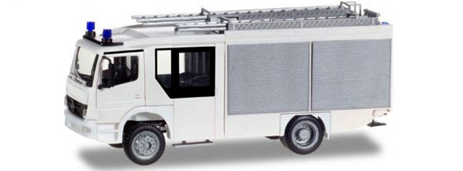 herpa 012980 MiniKit Mercedes-Benz Atego Ziegler Z-Cab LF20 weiss Bausatz 1:87