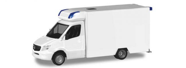 herpa 013390 MiniKit Mercedes-Benz Sprinter Fahrtec RTW Bausatz 1:87