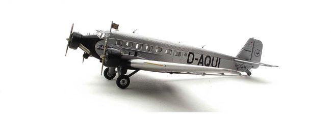 herpa 019040 Ju-52 Lufthansa D-AQUI | Flugzeugmodell 1:160