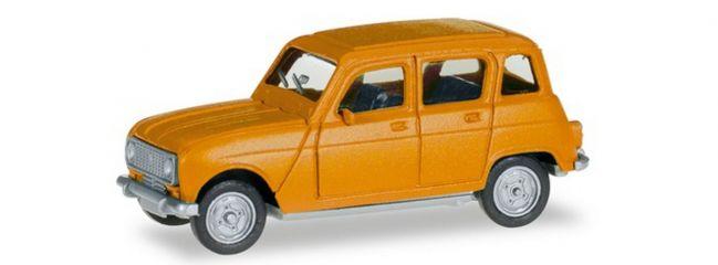 herpa 020190-006 Renault R4 narzissengelb Automodell 1:87