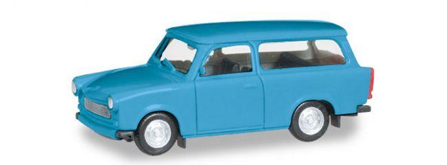 herpa 020770-005 Trabant 601S Universal hellblau Automodell 1:87