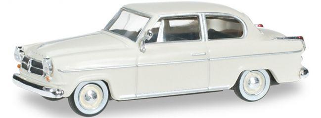 herpa 024655-002 Borgward Isabella Limousine, cremeweiß Automodell 1:87