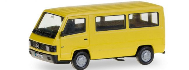 herpa 028806 Mercedes-Benz 100D Bus H-Edition Automodell 1:87