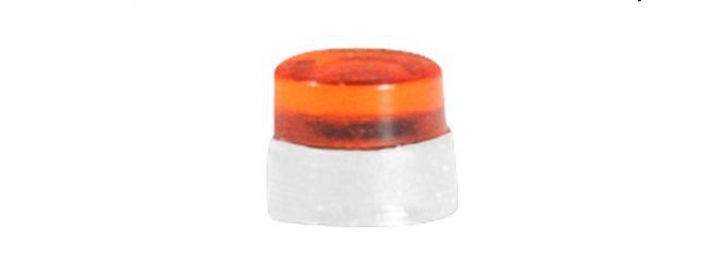 """herpa 053563 Flache Rundumleuchten LKW """"orange"""" Zubehör 1:87"""