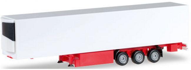 herpa 076746 Krone Kühlkoffer Auflieger unbedruckt   LKW-Modell 1:87