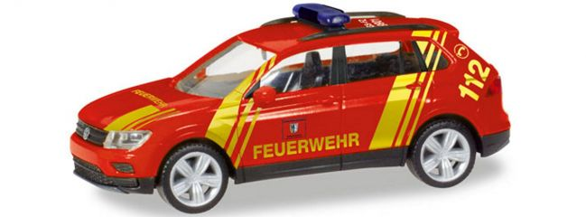 herpa 093194 VW Tiguan FW Goslar | Blaulichtmodell 1:87