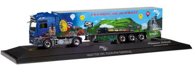 herpa 121828 MAN TGX XXL KüKoSzg Meixner Transporte | LKW-Modell 1:87