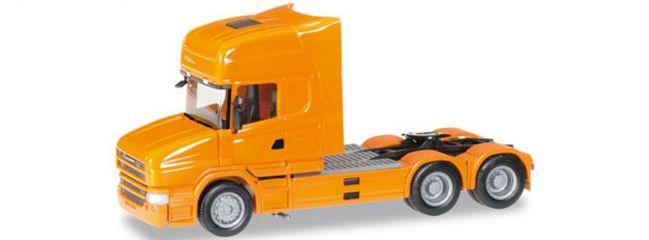 ausverkauft | herpa 151726-006 Scania H TL Solozugmaschine 3a orange | LKW-Modell 1:87