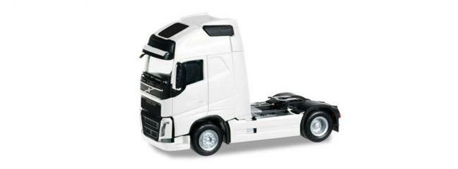 ausverkauft | herpa 303972-003 Volvo FH GL XL Solozugmaschine weiss | LKW-Modell 1:87