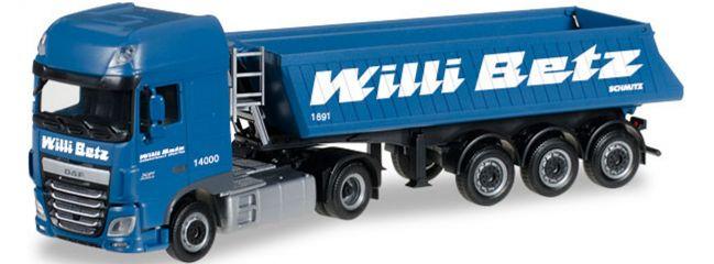 herpa 306119 DAF XF SSC E6 BaukiSzg Willi Betz | LKW-Modell 1:87