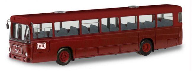 herpa 309561 MAN SÜ 240 Bahnbus Deutsche Bundesbahn BASIC Busmodell 1:87