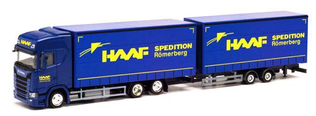 herpa 312028 Scania CS 20 HD Volumen-Hängerzug | LKW-Modell 1:87