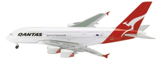 ausverkauft | Schuco 403551385 Airbus A380-800 Qantas Flugzeugmodell  1:600