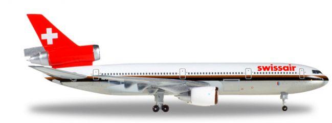 herpa WINGS 500005-001 McDonnell Douglas  DC-10-30 Swissair Flugzeumodell 1:500