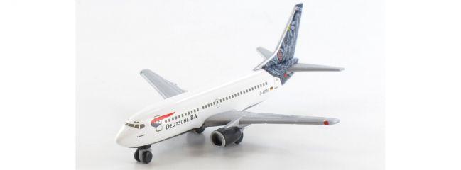 herpa 500579 Boeing 737-300 Deutsche BA Bavaria Flugzeugmodell 1:500