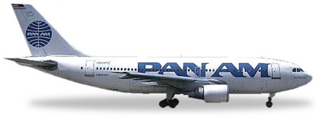 herpa 500920-001 Pan Am Airbus A310-200 25 Jahre Herpa WINGS Edition | WINGS 1:500