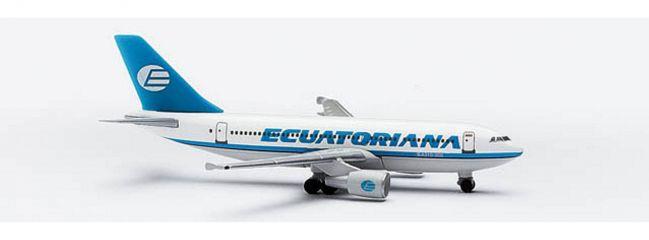 herpa 501088 Airbus A310-300 Ecuatoriana Flugzeugmodell 1:500