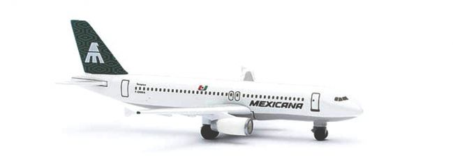 herpa 501699 Mexicana Airlines Airbus A320 Wings 1:500