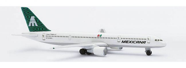 herpa 503778 Boeing 757-200 Mexicana Airlines Flugzeugmodell 1:500