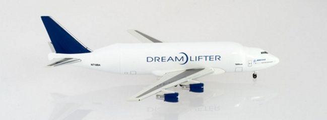 herpa 504997-001 Boeing 747LCF Dreamlifter - N718BA | Flugzeugmodell 1:500