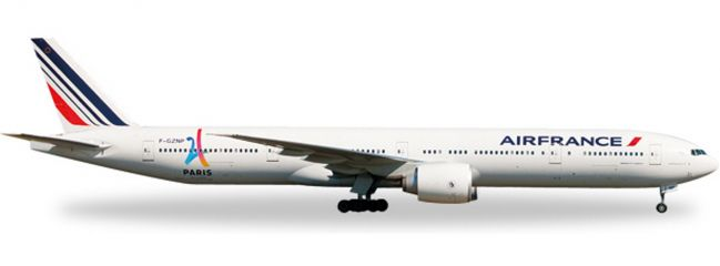 herpa 506892-004 B777-300ER Air France F-GZNP | WINGS 1:500