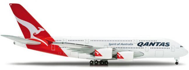 ausverkauft | herpa 507967-001 A380-800 Qantas VH-OQF WINGS 1:500