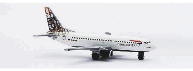 herpa 511513 Boeing 737-300 DeutscheBa Schrifttanz Flugzeugmodell 1:500